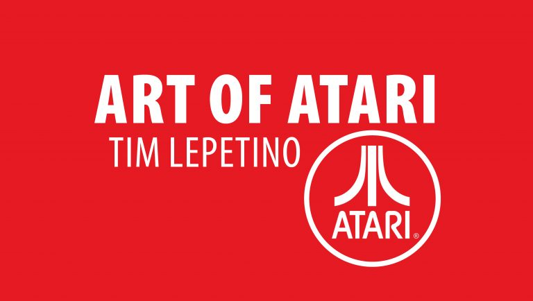 The Art of Atari by Tim Lapetino